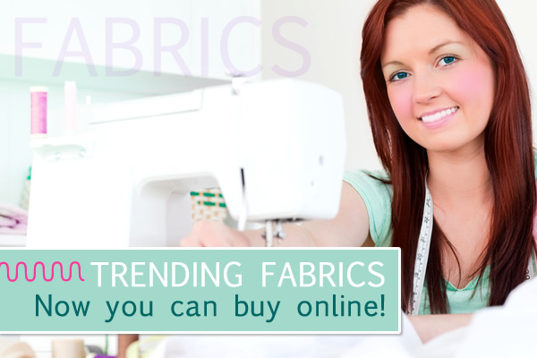 Looking for fabric online?