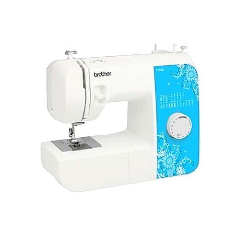 Brother 17-Stitch Free-Arm Sewing Machine, LX2500