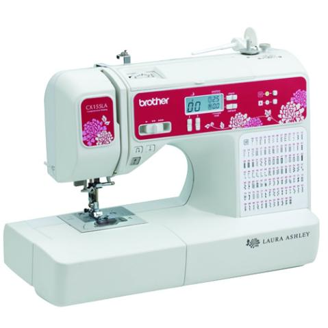 Laura Ashley Limited Edition CX155LA Computerized Sewing & Quilting Machine