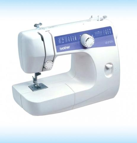 Brother LS2125I Easy-To-Use Lightweight Basic 10-Stitch Sewing Machine