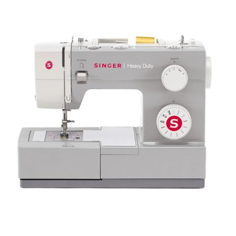 SINGER 4411 Heavy Duty Sewing Machine with Metal Frame and Stainless Steel Bedplate